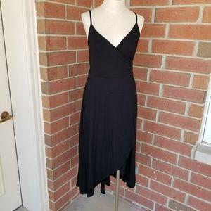 Gap Black Wrap dress (XS)